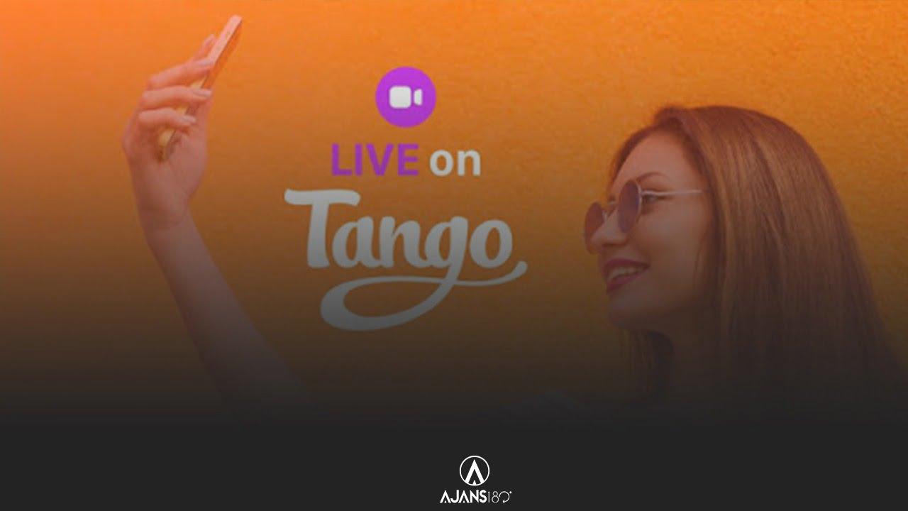 Tango Live Yayın Açmak