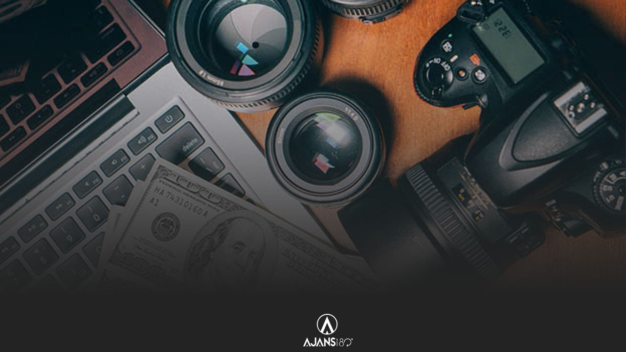 İnternet Üzerinde Fotoğraf Satarak Para Kazanma