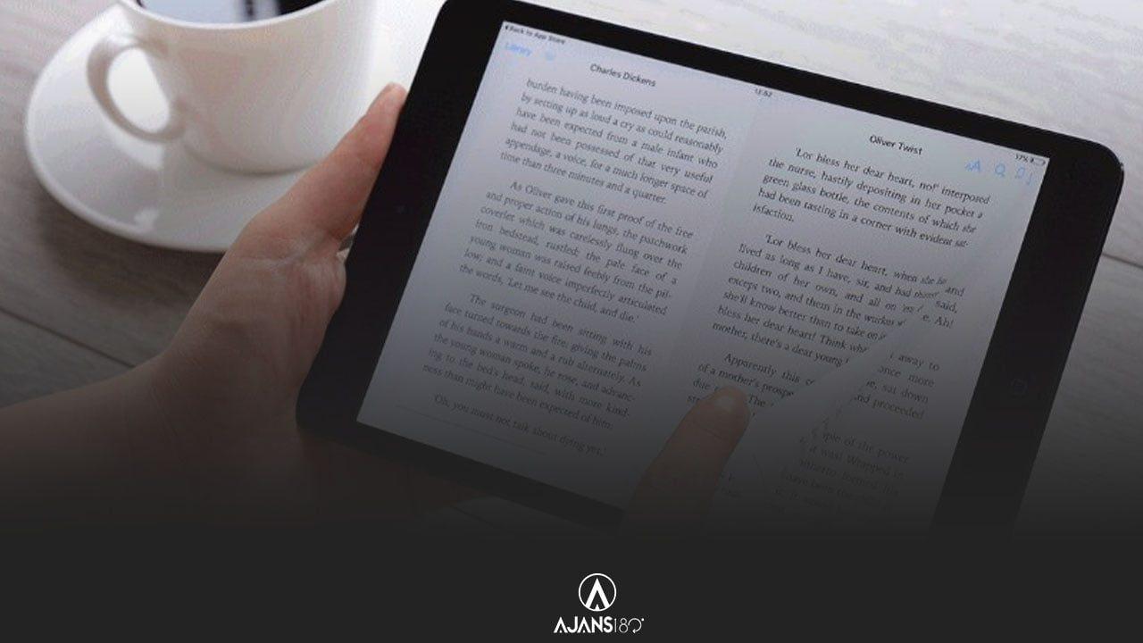 E-kitap Yazarak Para Kazanma