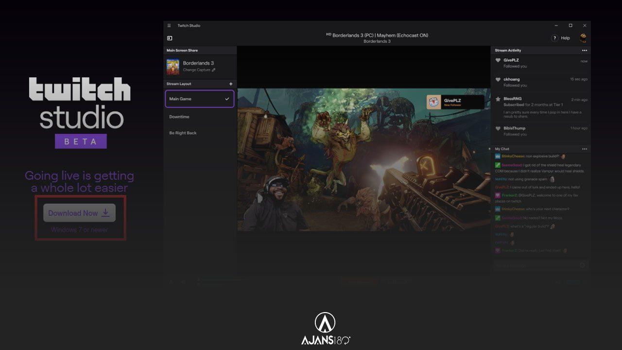Twitch Studio Nedir?