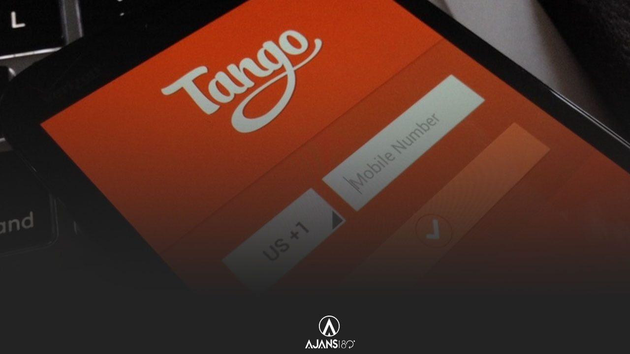 Tango Live Yayın Açma